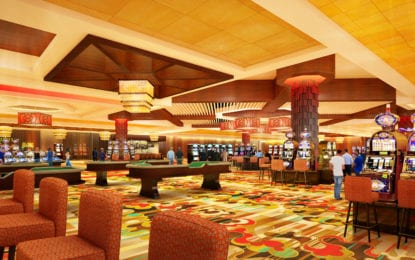 Rivers Casino & Resort to open Feb. 8