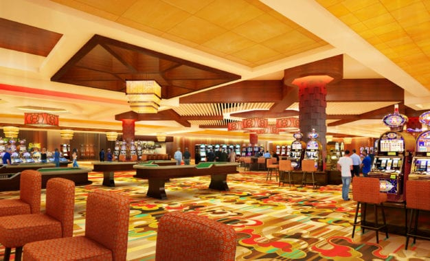 Rivers Casino & Resort Schenectady reopens today, floor capacity reduced to 25 percent