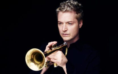 Troy Savings Bank Music Hall welcomes Chris Botti to town December 3