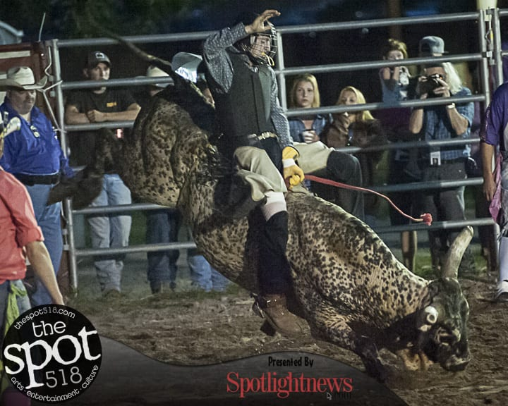 Spotted: Double M Professional Rodeo Aug 19