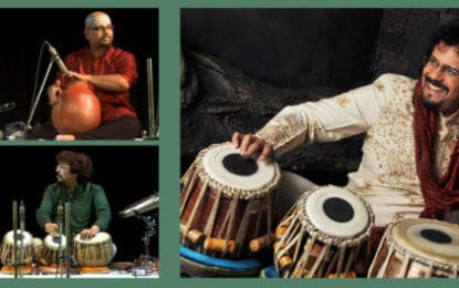 Drums of India comes to Troy Savings Bank Music Hall