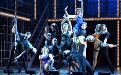 Playhouse hits it big: Lots of flash and 'All That Jazz' in 'Chicago: A Musical Vaudeville'