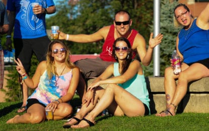 Spotted: Rockin on the River, Aug. 3