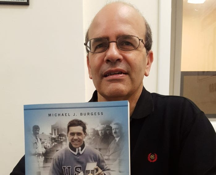 Delmar author examines Jack Shea's boycott of the 1936 Winter Olympics in new book