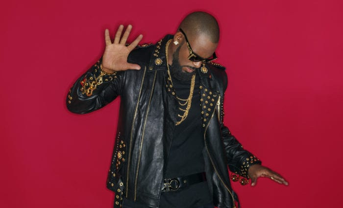 Palace Theatre announces R Kelly concert for September 29