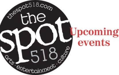 What's happening on The Spot 518 for Thursday, September 22