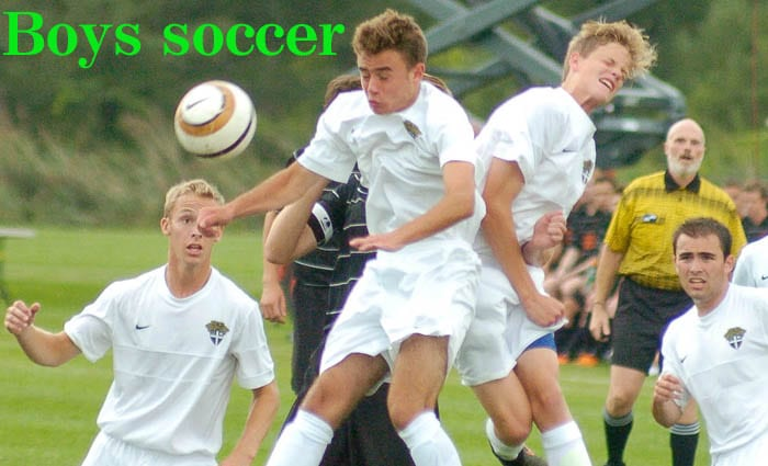 Boys soccer: Shaker gets past Schenectady; Shen rallies from mistake against CBA