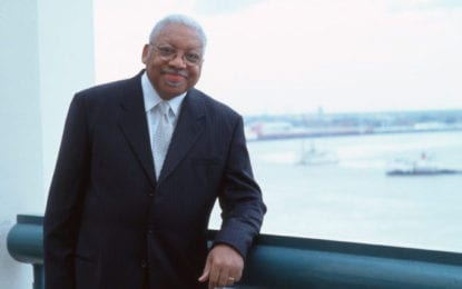 Ellis Marsalis headlines this year's City of Albany Jazz Festival on Saturday, September 10