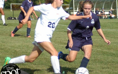 SPOTTED: Bethlehem girls soccer vs. Schenectady September 1