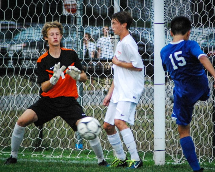 SPOTTED: Bethlehem defeats Shaker in overtime for key Suburban Council boys soccer win