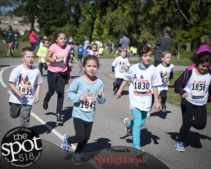 SPOTTED: Crossings 5k Challenge and Fun Run – Colonie NY – Sept 25