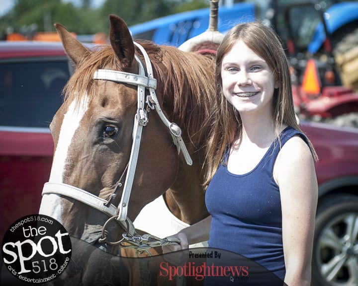 SPOTTED: Schagticoke Fair Sept 3