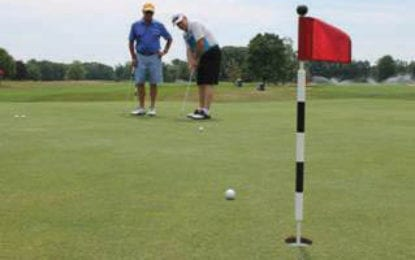 Record-breaking year for Beltrone Golf Classic