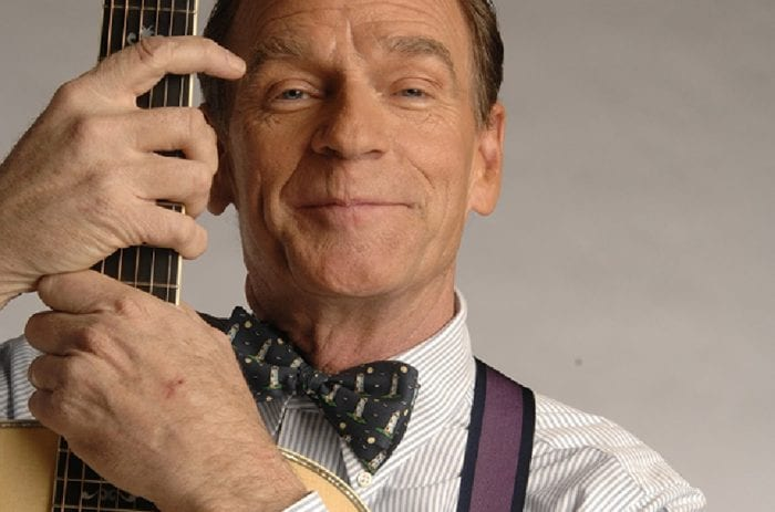 Livingston Taylor to perform with the College of Saint Rose Orchestra October 1