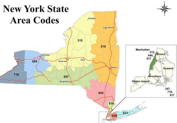 The end of 518: new area code announced for Eastern Upstate New York