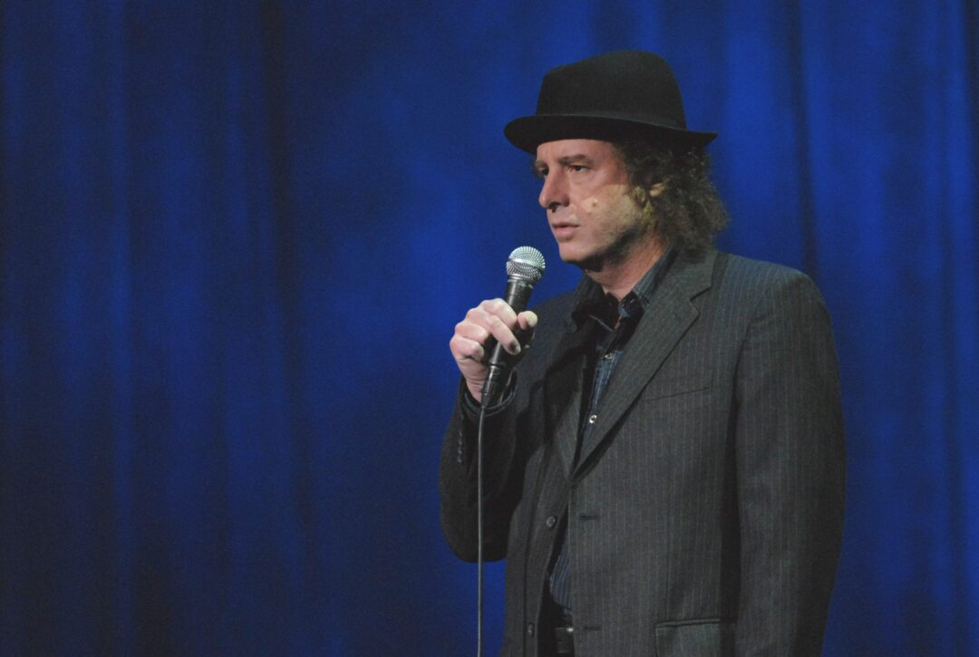 NIGHT & DAY: Steven Wright at The Egg