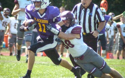 SPOTTED: Voorheesville defeats Stillwater in Class C football game Saturday, September 17