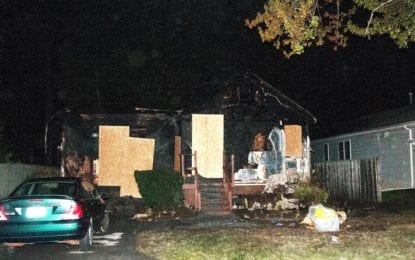 Body recovered after Colonie house fire