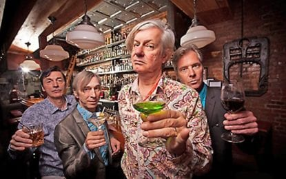 Look who we've got: TheSpot518 presents  The Fleshtones at The Hangar on Oct. 15