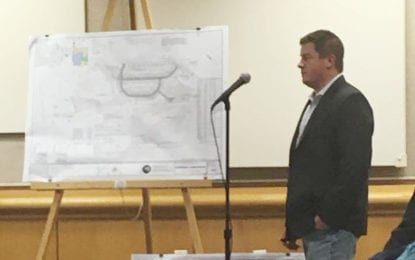 Planning board hesitant about Lupe Way project