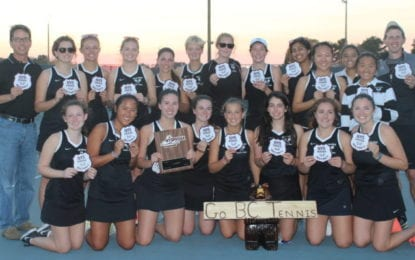 Bethlehem wins Section 2 Class AA girls tennis title for second year in a row; two doubles teams qualify for states