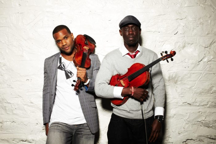 Black Violin's Troy Savings Bank Music Hall performance postponed due to Hurricane Matthew