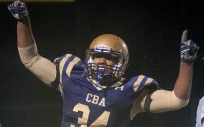 SPOTTED: CBA defeats Columbia 55-22