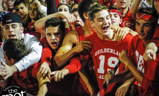 SPOTTED: Guilderland gets past Bethlehem in Section 2 Class AA football quarterfinal