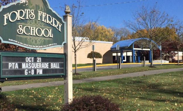 Four school in North Colonie have elevated levels of lead