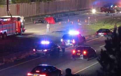 UPDATED- Fatal 3-car accident on Rte 7 (new photos)