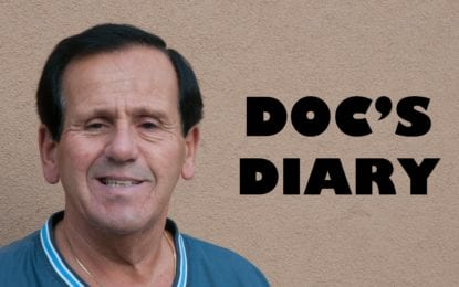 DOC'S DIARY: Where are they now?