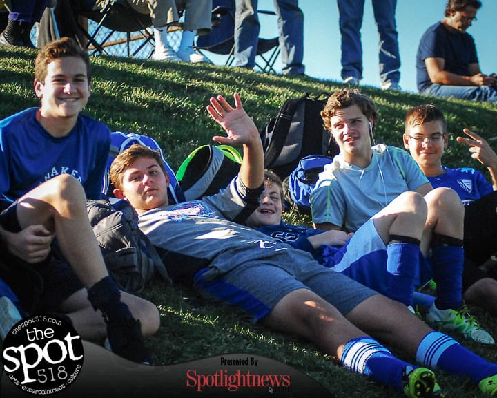 SPOTTED: Shaker vs Shen boys soccer October 6, 2016