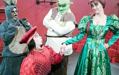 NIGHT & DAY: Halloween under the Big Top and Shrek The Musical