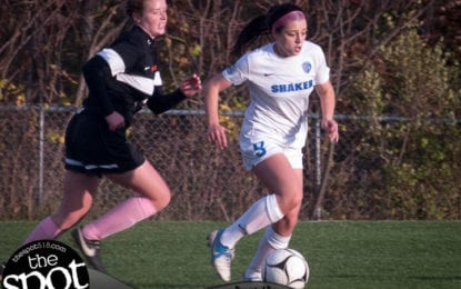 Shaker's Erin Valente, Voorheesville's Veda Hensel among those named first team All-State players in girls soccer