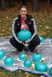 Teal-N-Treat | Teal pumpkin homes offer safe alternatives for kids with food allergies this Halloween
