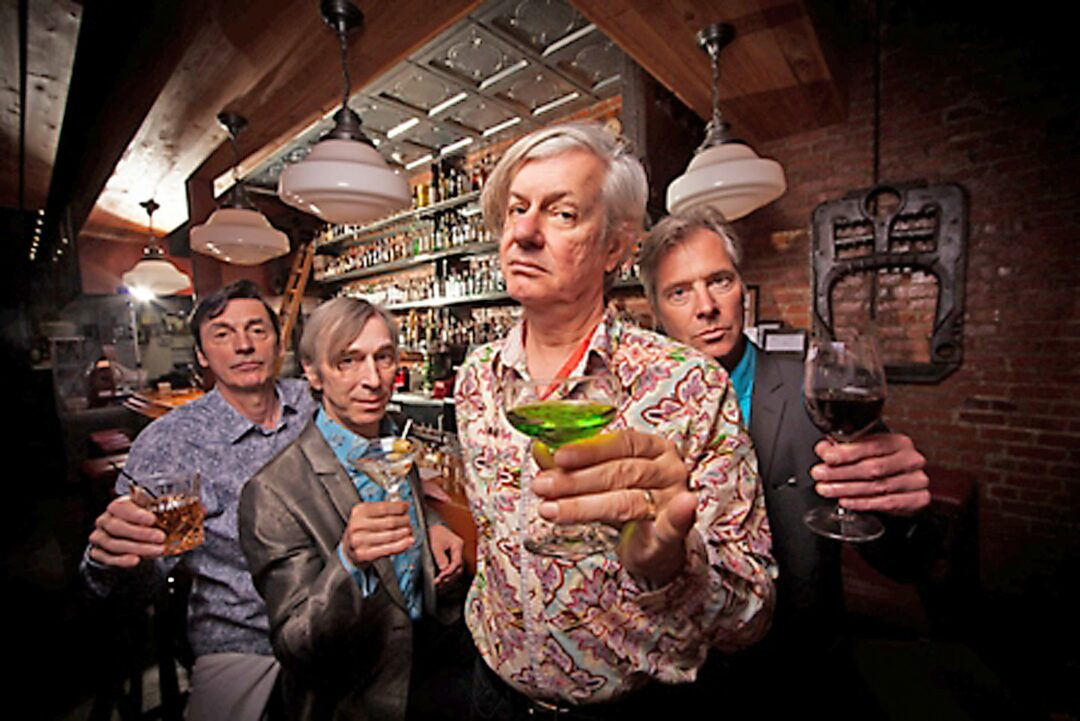 Underground journeymen; TheSpot518 presents the Fleshtones at The Hangar