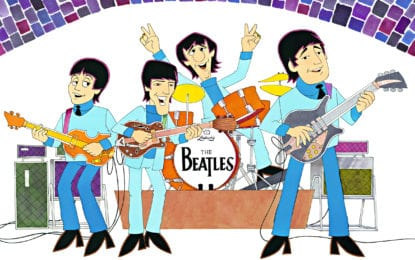'Yellow Submarine' cartoonist Ron Campbell to appear in Albany