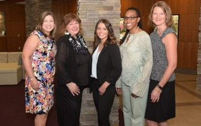 HOT SPOT: WERC honors four women