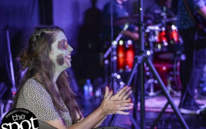 SPOTTED: Zombie Fest at The Madison Theater Friday, October 14