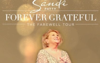 HOT SPOT: Sandi Patty's farewell tour stops in Troy