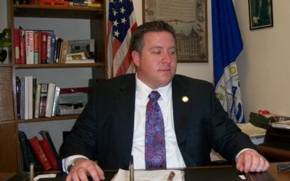 County Exec's economic development pick withdraws after questions about his qualifications