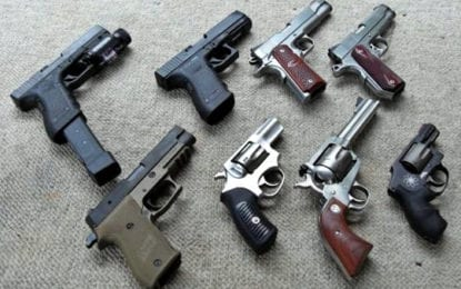 AG Schneiderman: Nearly 75 percent of 'crime guns' come from out of state