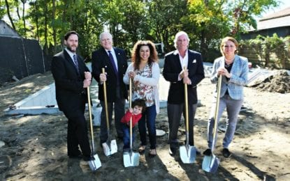 Habitat and Thrivent break new ground in Saratoga