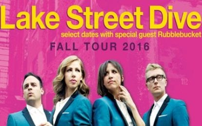 HOT SPOT: Lark Street Dive at the Troy Music Hall