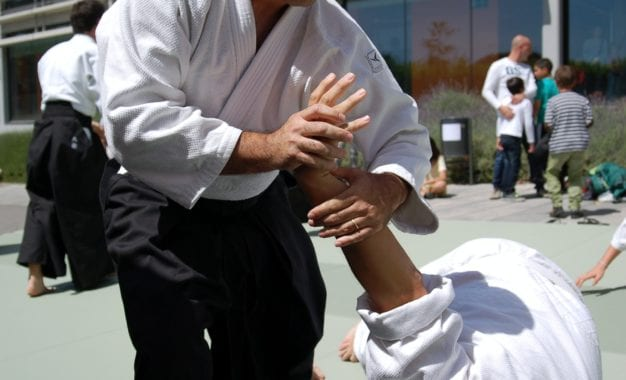HEALTH and FITNESS: The need for  self defense