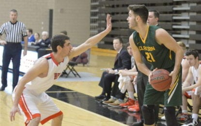 Bethlehem graduate Nate Kane named captain of RPI men's basketball team