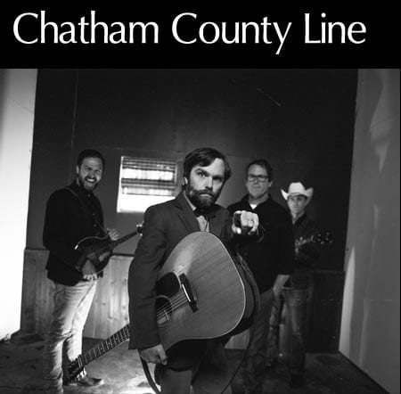 HOT SPOT: Chatham County Line at Club Helsinki