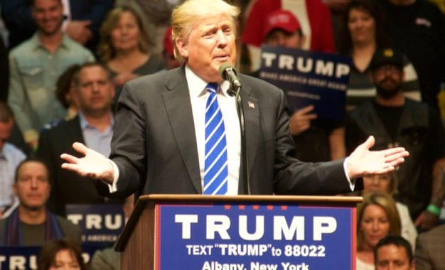 SRI Poll: New Yorkers split on Trump presidency; Cuomo favorability inches up