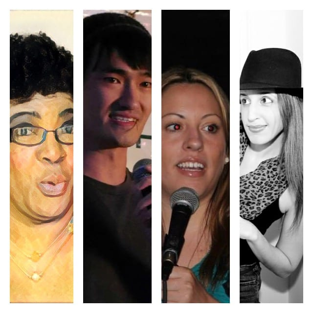 HOT SPOT: Stand up comedians at ViaPort in Rotterdam