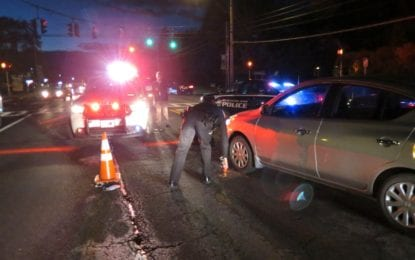Man hit by car on Western Avenue